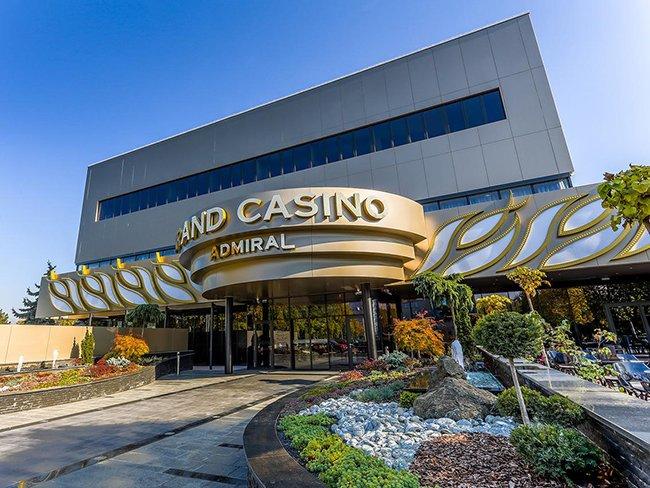 Grand Admiral Casino Outside