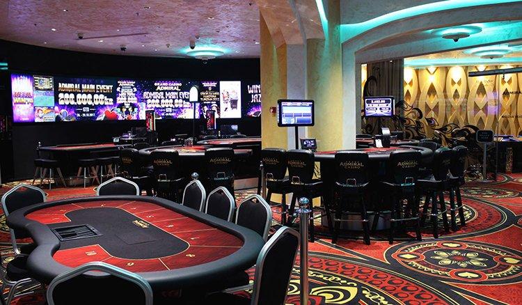 Grand Admiral Casino Poker