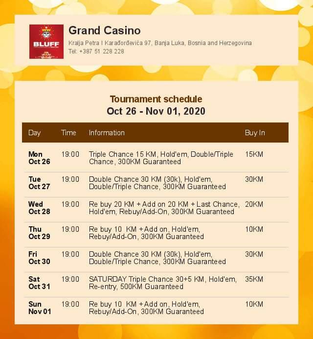 Grand Casino Poker