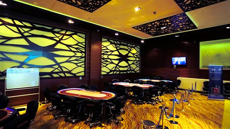 International Hotel Casino Tower Suites Poker Room