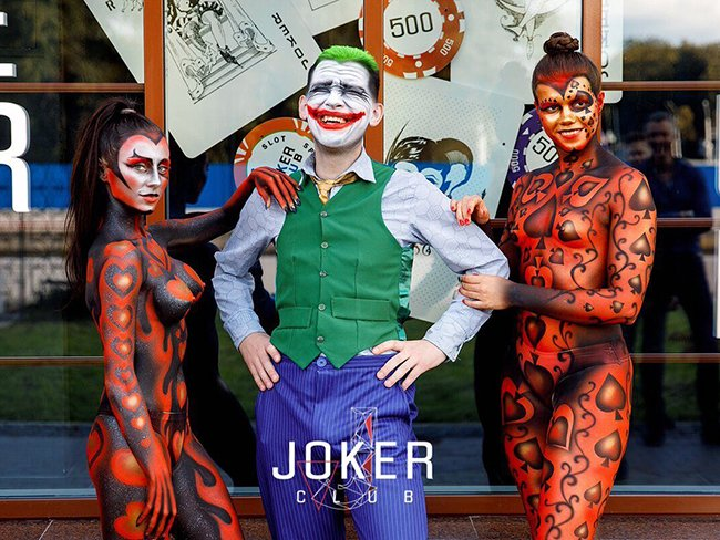 Joker Poker Club
