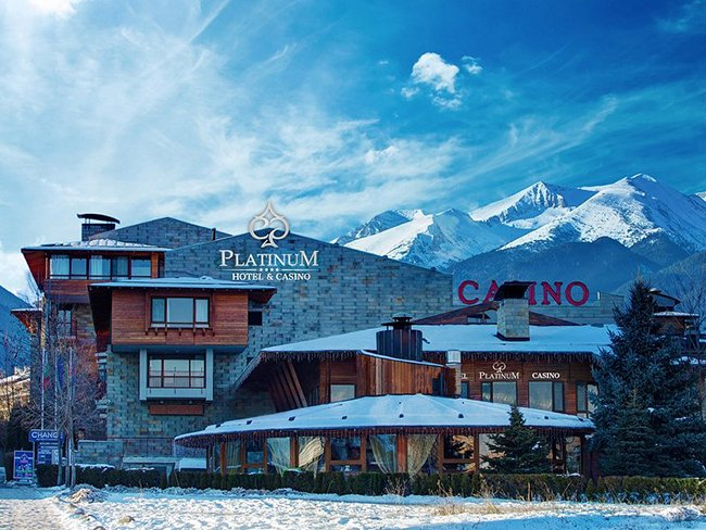 Platinum Bansko Outside