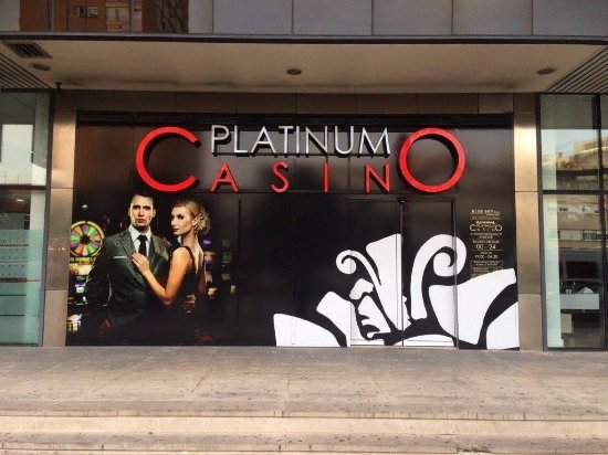 Platinum Casino Split