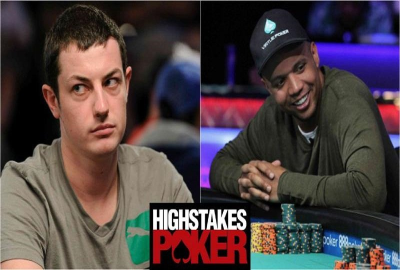 Phil Ivey and Tom Dwan to be featured in the return of High Stakes Poker this December