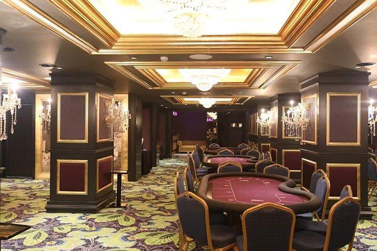Les Ambassadeurs Poker Club Poker Room