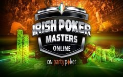 Irish Poker Masters Online 240x150