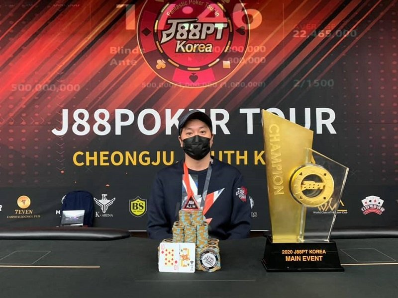 J88PT Korea: Je Ho Lee wins Main Event, Soo Jo Kim ships two Super events, Kim Young Do bags the High Roller