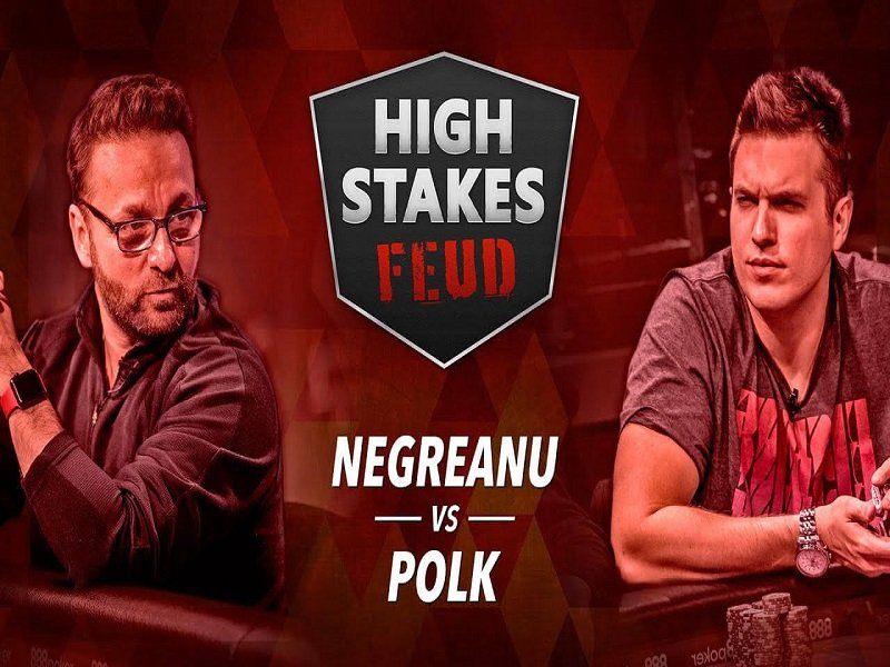 Monster win for Negreanu in last two sessions cuts Polk's lead to $565,709; Polk changes strategy as end draws nearer