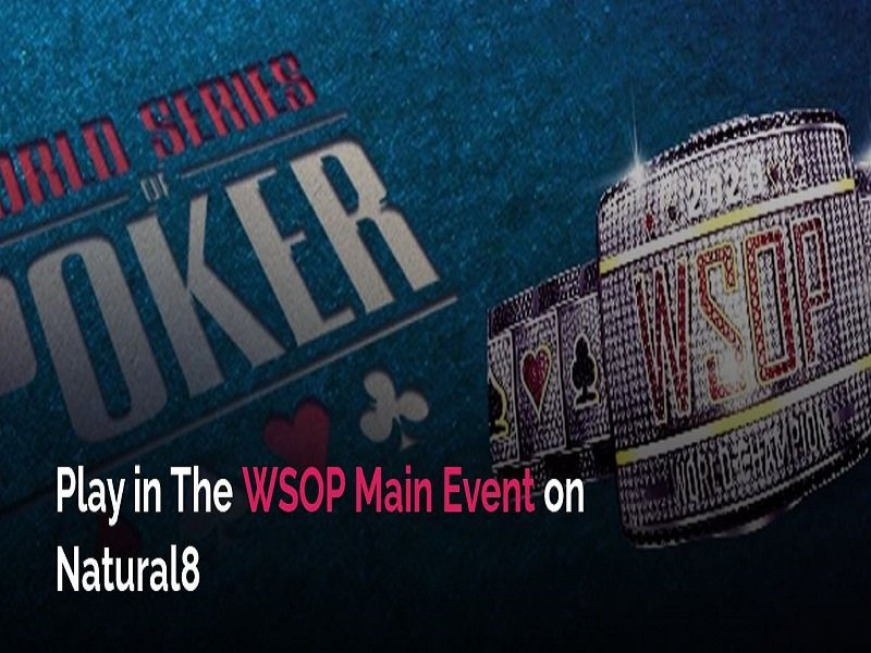 Freeroll your way to the WSOP 2020 Main Event on Natural8