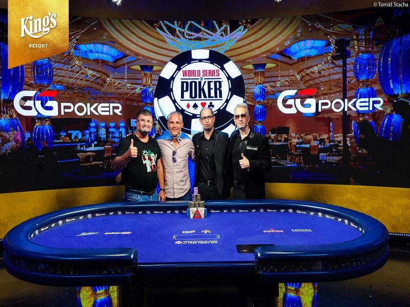 Damian Salas conquers the 2020 WSOP Main Event International