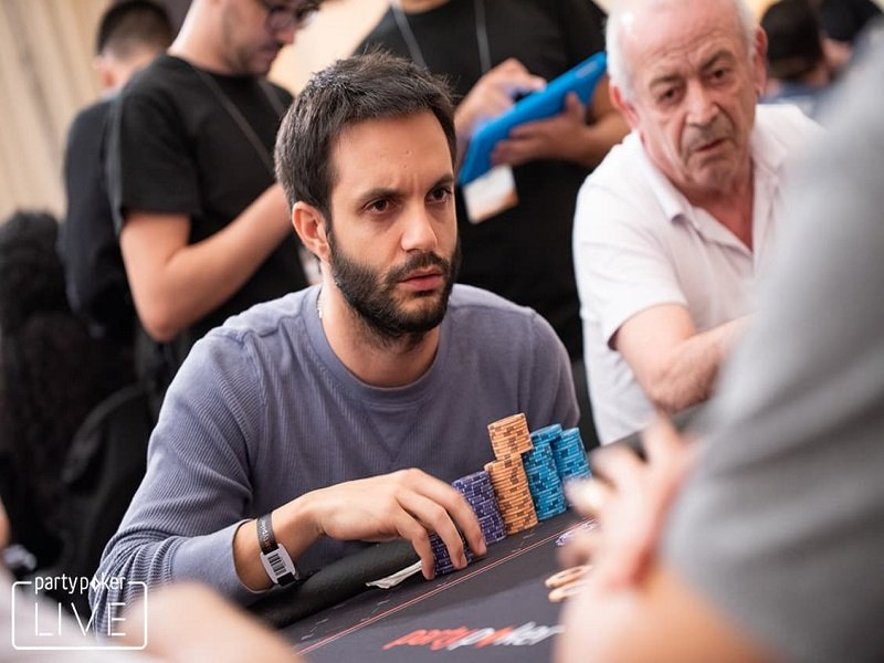 WSOPC - Natural8: Joaquin Melogno wins second ring at the US$10K Super MILLION$ High Roller; Christian Jeppsson clinches the Deepstack; Big 50 down to the final 9