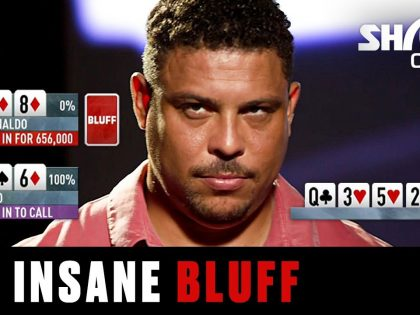 Ronaldo Bluff