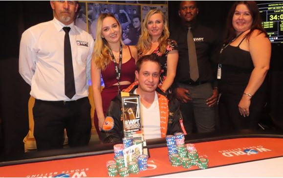 Wpt Deepstacks South Africa High Roller Winner