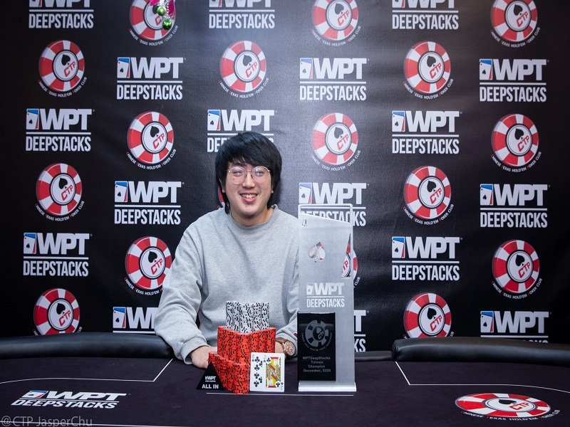 2020 WPTDS Taiwan: Huang Chyan Pu bags the Main Event, Zong Chi He wins Player of the Series; Chi Jen Chu takes the Super High Roller