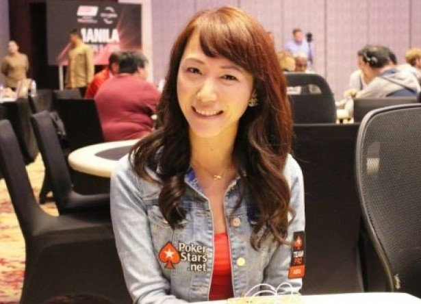 Celina Lin and Chris Moneymaker exit PokerStars' umbrella to start the year