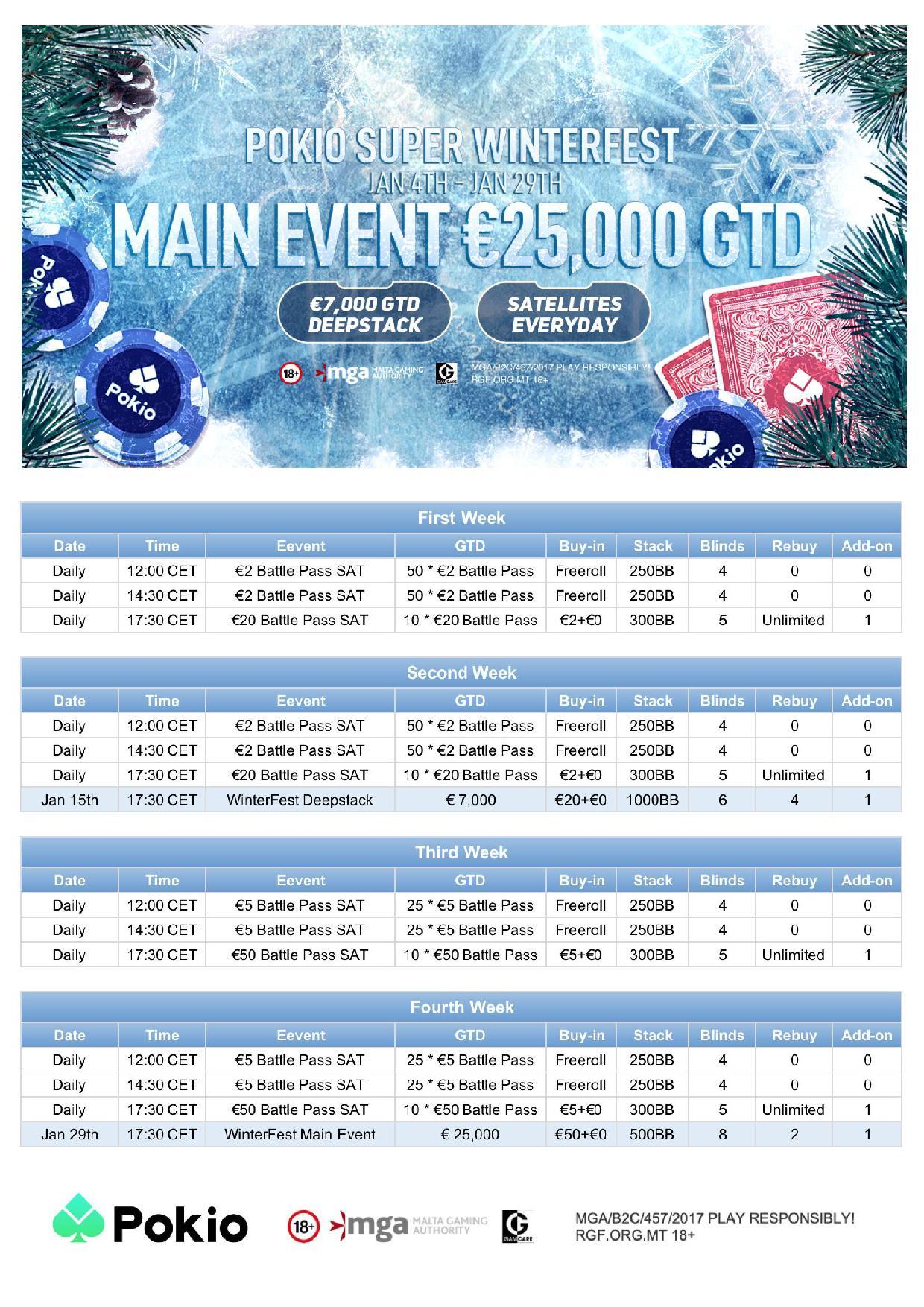 Pokio WinterFest Jan Schedule Page 001