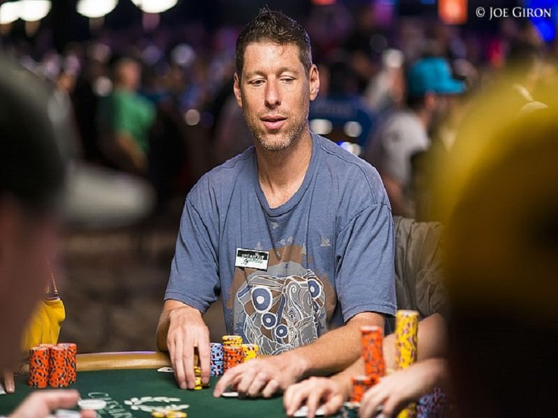 Huck Seed enters Poker Hall of Fame as 59th inductee