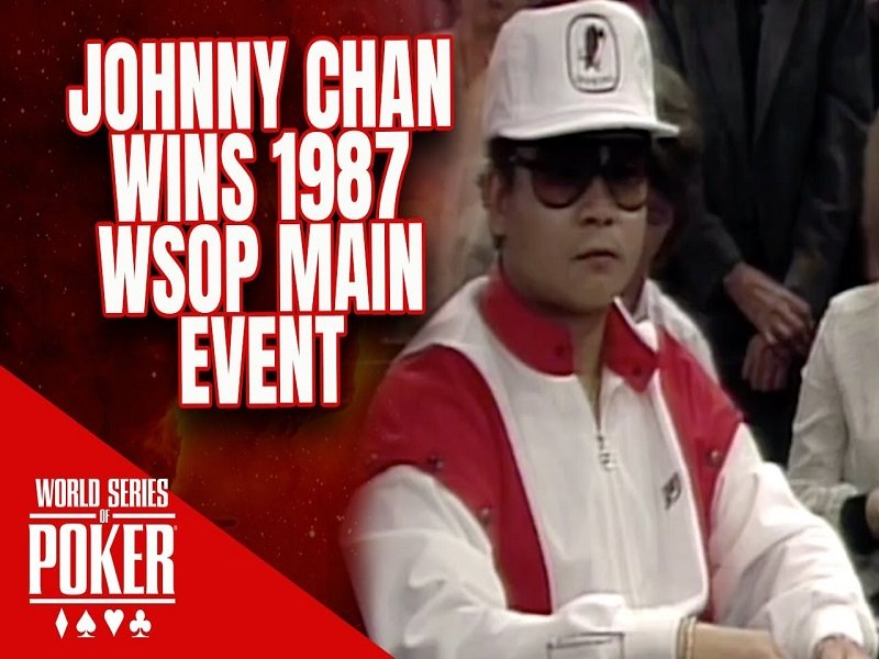 Poker Videos of the Week: Johnny Chan Wins 1987 WSOP Main Event; Top-10 WPT Bad Beats of All-Time; Mateos shows epic bluff; We're All In @ Bellagio And There's Only One Hand We Can Beat!