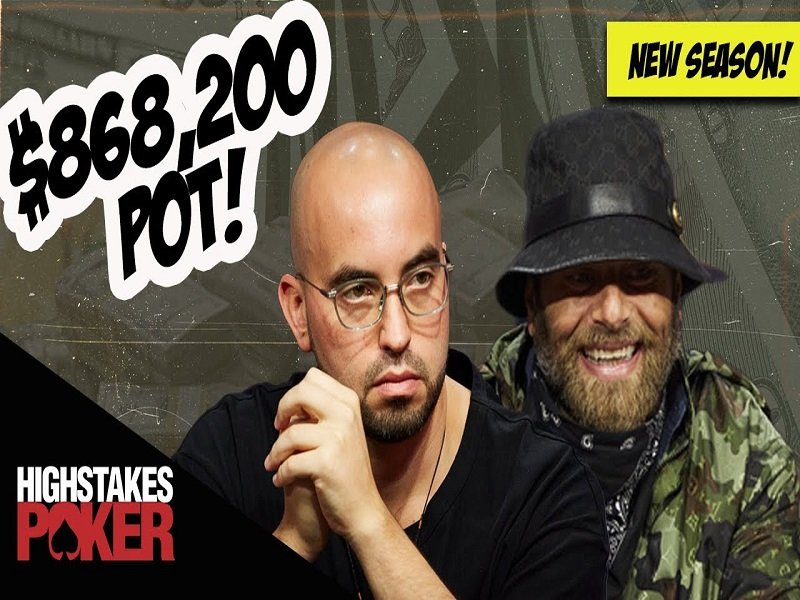 Poker Videos of the Week: Bryn Kenny vs Rick Salomon $868,200 Pot; Joey Ingram presents Chance Kornuth; Can Spraggy BLUFF Lex Veldhuis?; Spraggy Twitter News