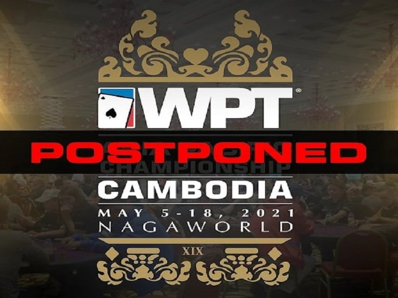 WPT Asia-Pacific Championship at NagaWorld set to a later date