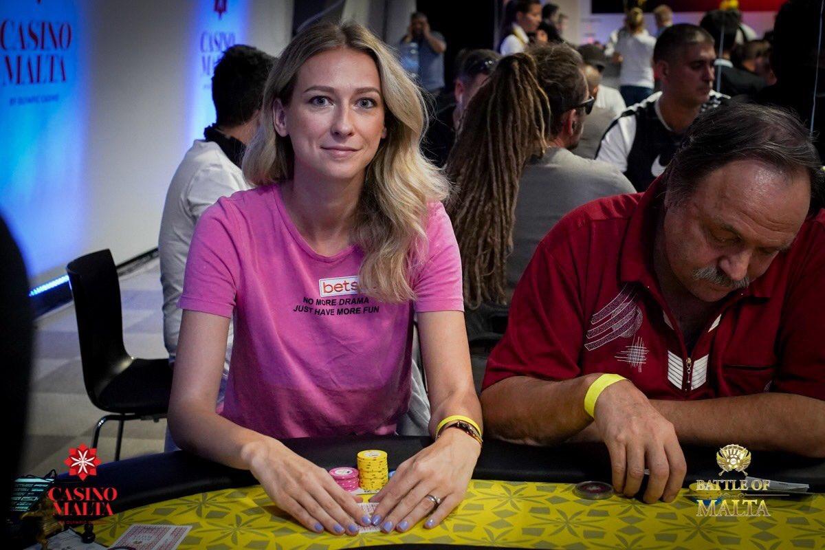 Poker Daiva Byrne