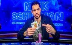 Nick Schulman Poker 240x150