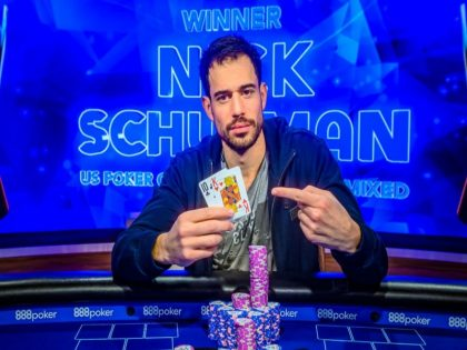 Nick Schulman's Life: Net Worth, Biggest Profits, Losses and Private Life