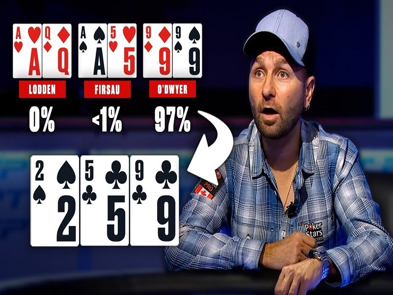 Poker Videos of the Week: The sickest chopped pot in poker history; PKO bounties explained; Johnnie Vibes vlog
