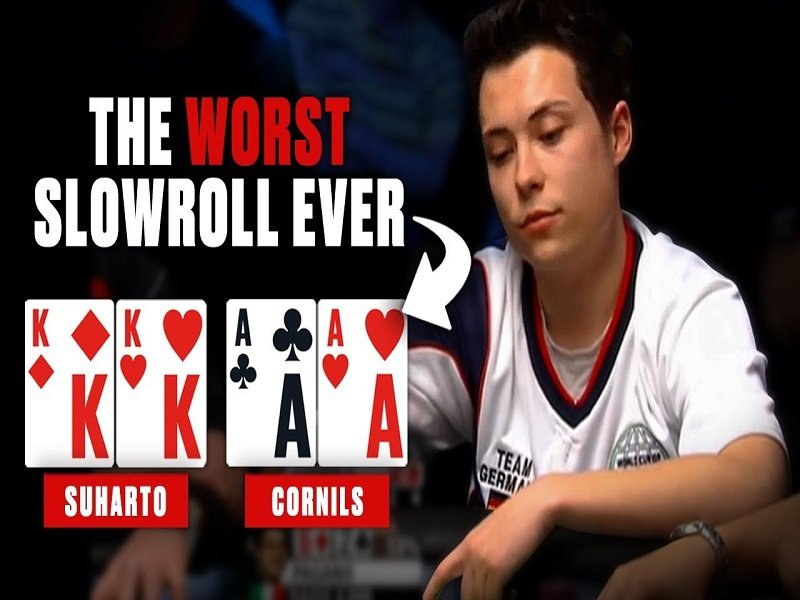 Poker Videos of the Week: The worst slow roll in history;  Doug Polk: