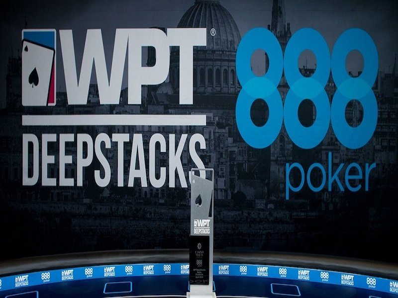 888poker partners with WPTDeepStacks for global series synced across three networks