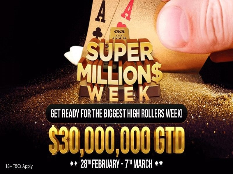 Natural8 – GGPoker Network hosts awaited $30M guaranteed Super MILLION$ Week