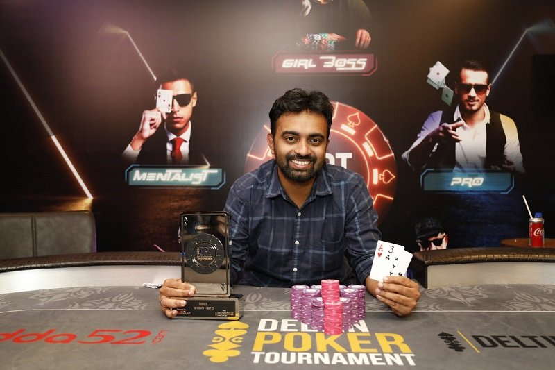 Sandeep Ramesh Poker
