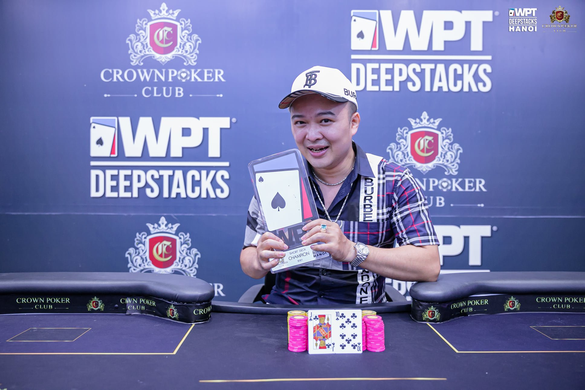 WPTDeepStacks Hanoi: Main Event Day 1A results; Super High Roller draws 51 entries; Tommy Ngo flips and wins the Short Deck