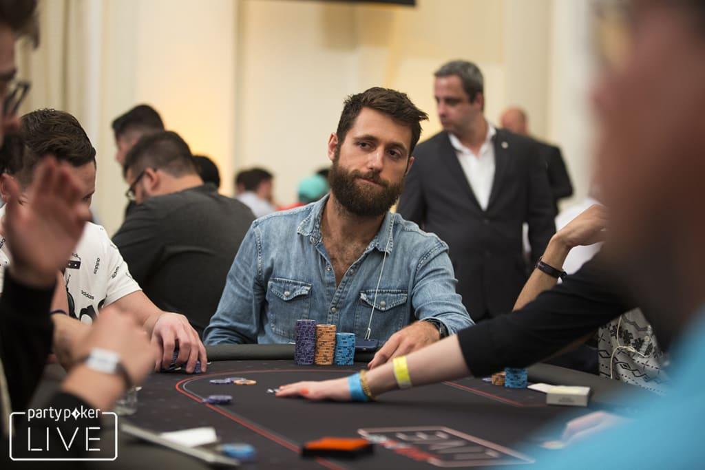 Guillaume Nolet Poker