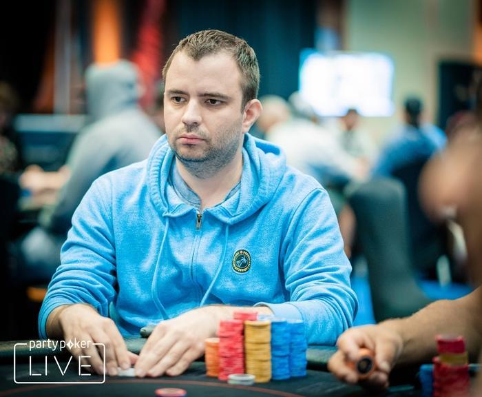 Konsantin Maslak Poker