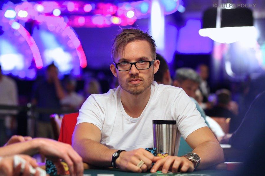 Martin Jacobson Poker