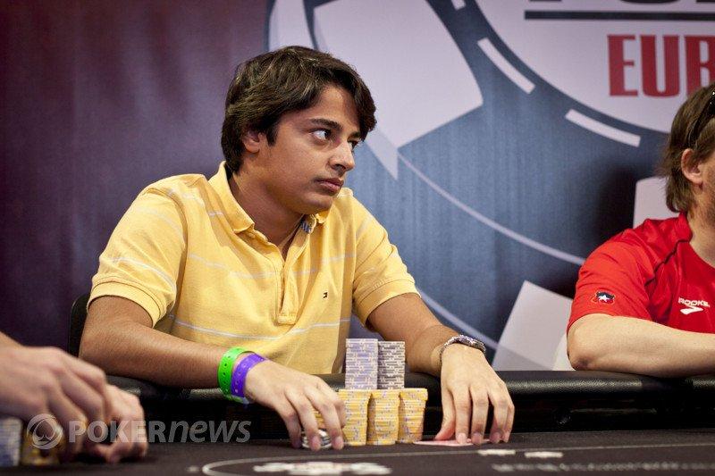 Michele Dattani Poker