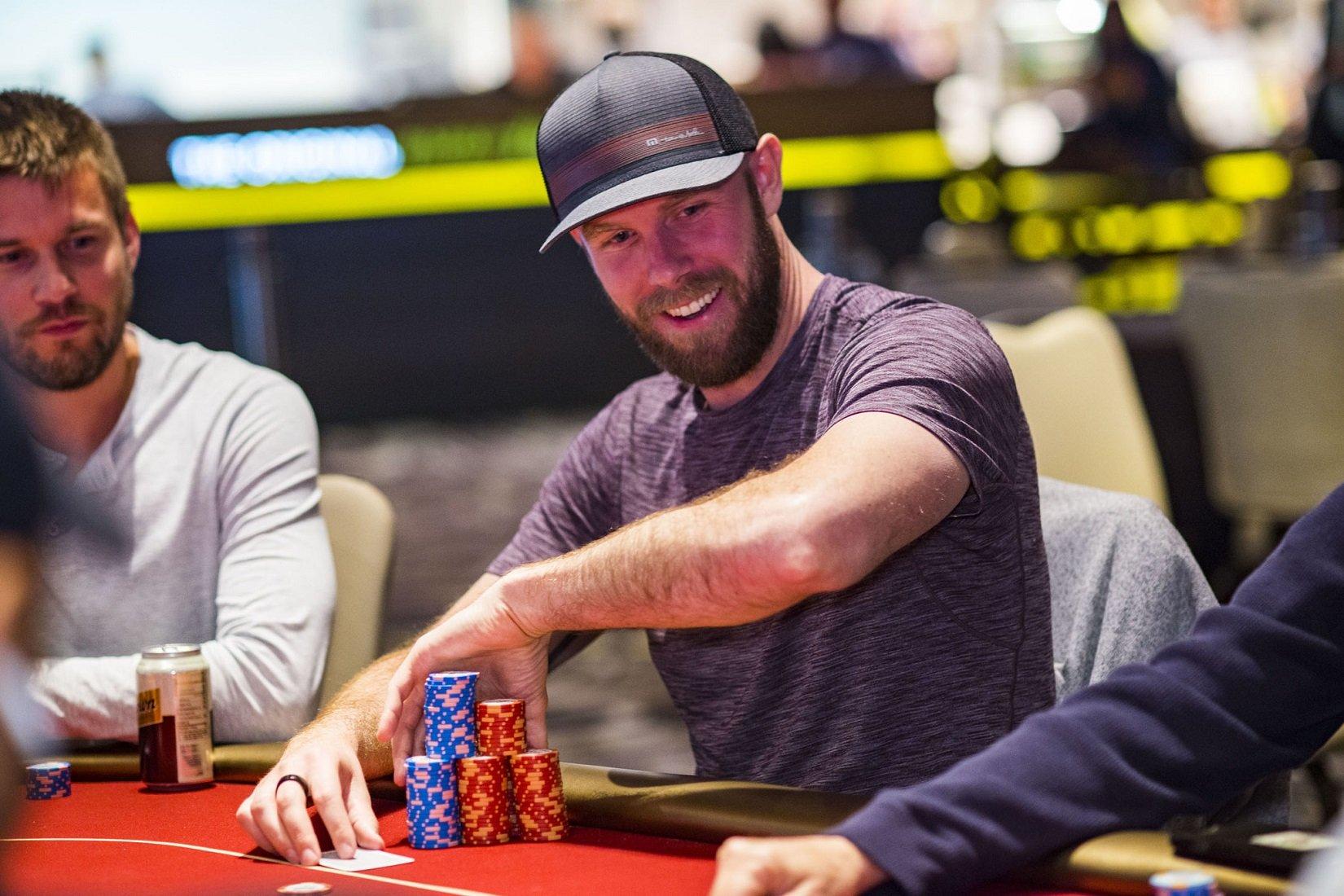 Seth Davies Poker