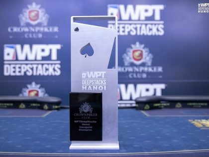 WPTDeepStacks Hanoi begins today
