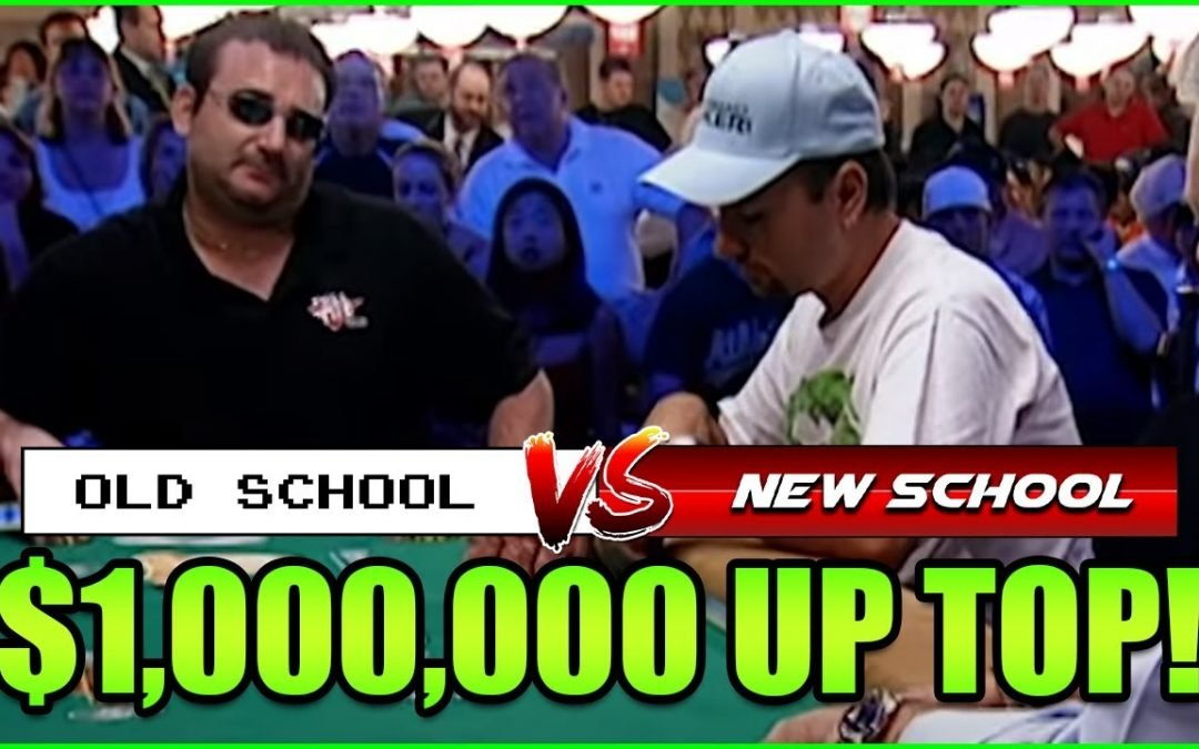 Videos of the Week: Old School VS New School Poker Analysis; Did Vogelsang's Odd Play Save This Guy's Tournament? and more…