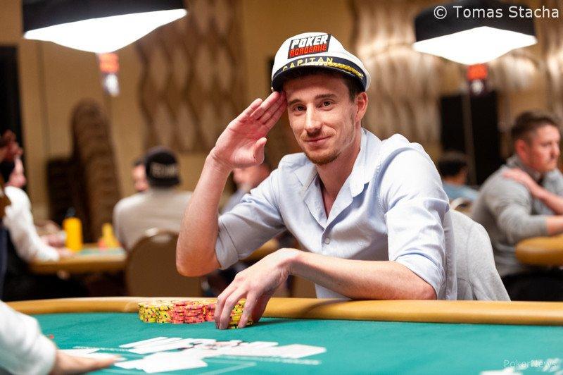 Benjamin Chalot Poker