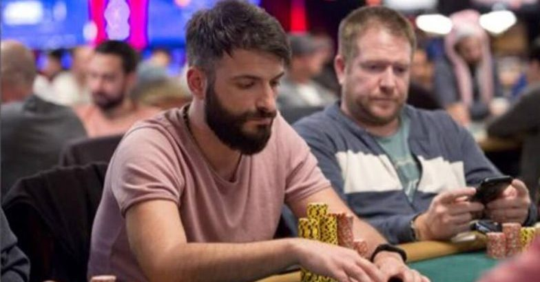 Fabrizio Dagostino Poker