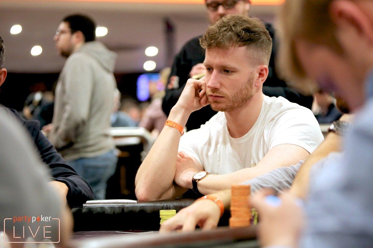 Jon Proudfoot Poker