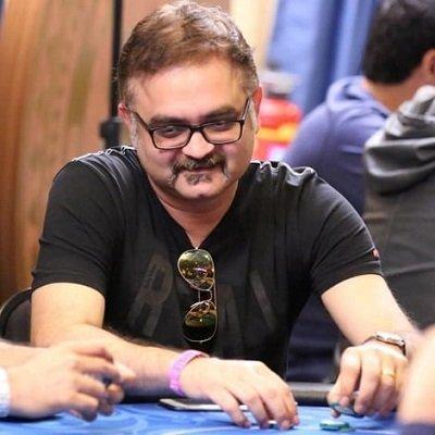 Rajat Sharma Poker