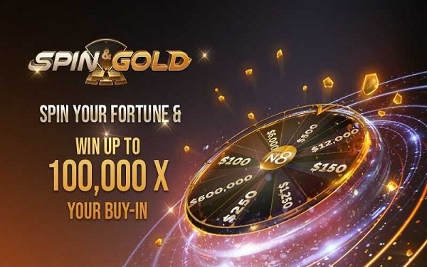 Spin & Gold: Spin the Wheel, Rake the Gold & Collect Rewards!