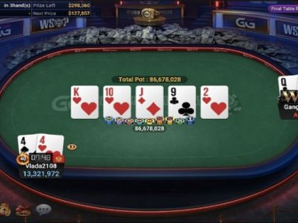 """Natural8-WSOPC: BIG 25 sets a record 61,546 entries; Russia's """"GangstaZab"""" and New Zealand's """"Raggaz"""" lock up WSOPC Rings; three side wins for Alessandro Giannelli"""