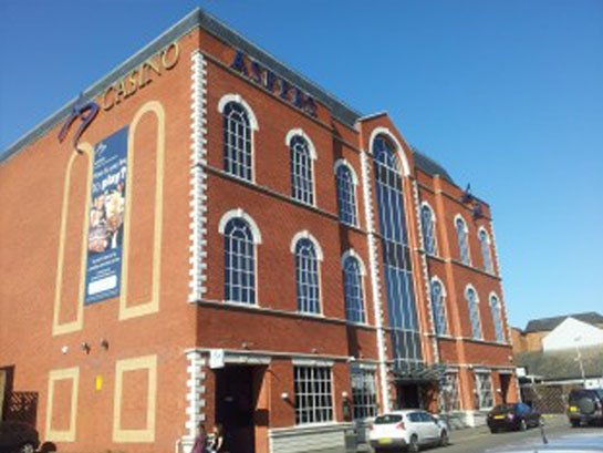 Aspers Casino Northampton