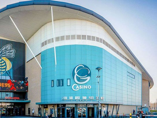 Grosvenor Casino Coventry