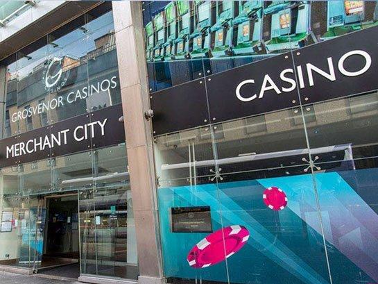 Grosvenor Casino Glasgow Merchant City