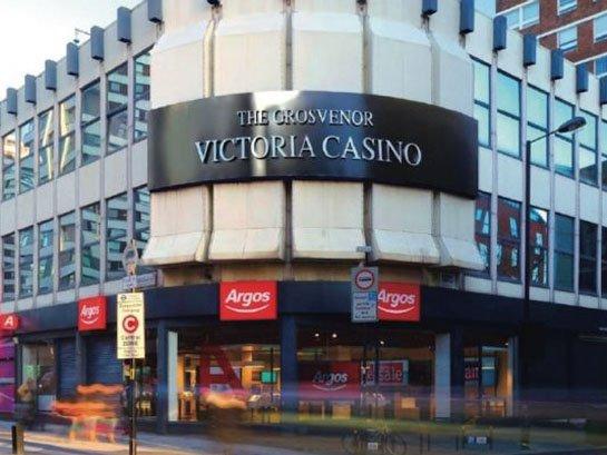 Grosvenor Casino London The Victoria